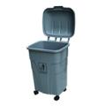 Thùng rác nhựa HDPE 70L có bánh xe