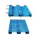 Pallet nhựa khung sắt âm P704