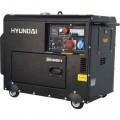 Máy phát điện chạy dầu diesel DHY6000SE-3