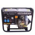 Máy phát điện chạy dầu diesel DHY6000LE