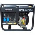 Máy phát điện chạy dầu diesel DHY4000LE
